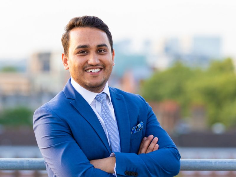 Pradeep Singh Founder Commerce Guides